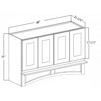 RIGHT PANEL FOR BASE CABINET